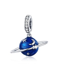 gifts: Blue Saturn Dangling Charm!