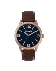 gifts: Brown Tomato Mens Watch!