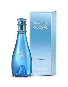 gifts: Davidoff Cool Water Woman EDT!