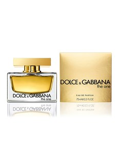 gifts: Dolce & Gabanna The One 75ml EDP(Parallel Import)!