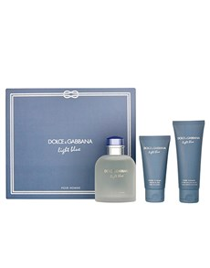 gifts: Dolce And Gabbana Light Blue Gift Set 125ml!