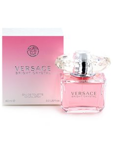 jewellery: Versace Bright Crystal 90ml EDT (parallel import)!