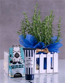 gifts: Blue Rosemary Gift Set!