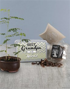 gifts: Best Grandpa Baobab Tree Confections!