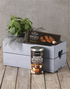 plants: Herb and Chocolate Crate!