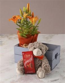 gifts: Thoughtful Asiatic Hamper!