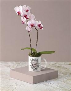 flowers: Kick Ass Floral Mug!