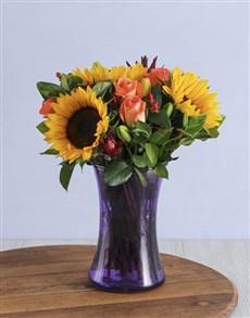 flowers: Blooming Floral Arrangement!