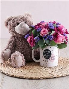 flowers: Birthday Wishes Flower Mug!