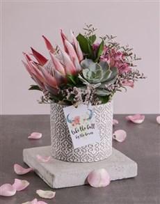 flowers: Inspiring Protea Arrangement!