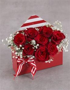 flowers: Envelope of Love!