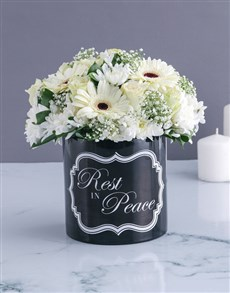 flowers: White Blooms Of Peace!