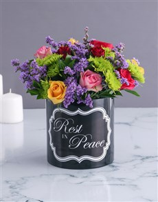 flowers: Rich Blooms Of Peace!