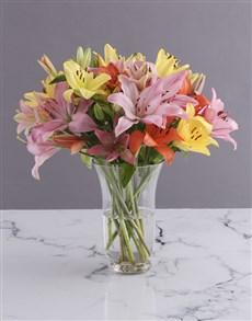 flowers: Lily Garden Evergarden!