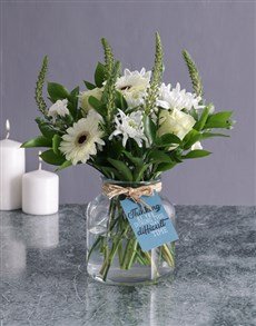 flowers: Thinking Of You Flower Arrangement!