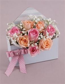 flowers: Lush Rose Blossoms!