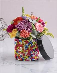 flowers: Colour Burst Blossoms!