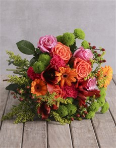 gifts: Mixed Colour Floral Delights!
