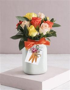 gifts: Lush Mixed Rose Variety!