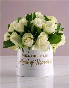 flowers: Special Request Mixed Flowers Hat Box!