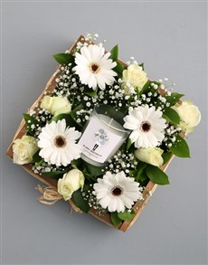 flowers: Happy Birthday Gorgeous Floral Crate!