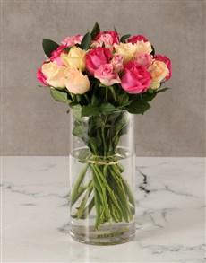flowers: Pretty in Pink Celebration Arrangement!