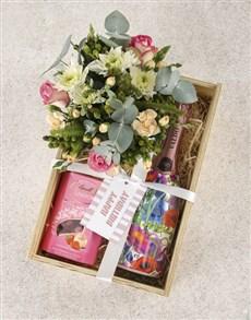 flowers: Palette of Pastels Mixed Hamper!
