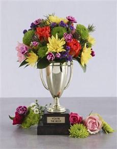 flowers: Youre the Best Trophy Arrangement!