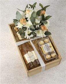 gifts: Bright and Fizzy Rose Crate!