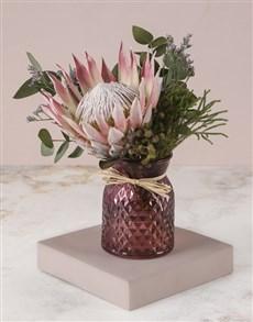 gifts: Elegant Protea Arrangement!