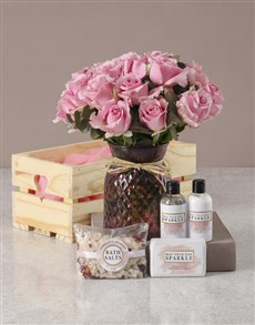 flowers: Lovely and Luxurious Rose Bouquet!