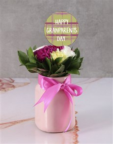 flowers: Grandparents Day Carnation Arrangement!