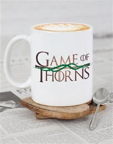 gifts: Personalised Game Of Thorns Mug!