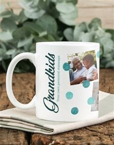 gifts: Personalised Grandkids Mug!