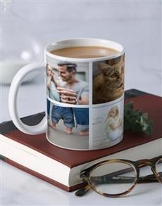 gifts: Personalised Photo Carousel Mug !