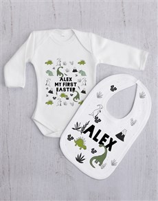gifts: Personalised Dino Gift Set!