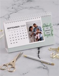 gifts: Personalised Lovely Leaves Desk Calendar!