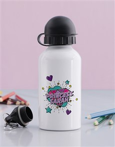 gifts: Personalised Princess Bottle !