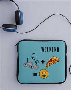 gifts: Personalised Weekend Tablet Cover!
