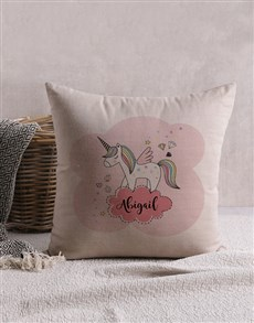 gifts: Personalised Cloud Scatter Cushion!