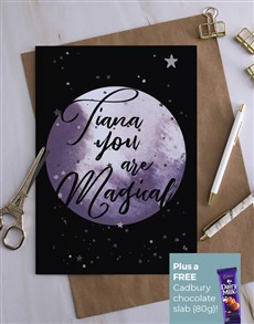 cards: Personalised You Are Magical Card!