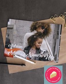 cards: Personalised Mama Numero Uno Card!
