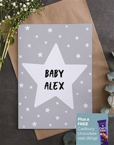 cards: Personalised A Star Is Born Card!