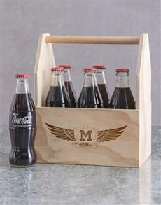 gifts: Personalised Wings Heineken Beer Caddy!