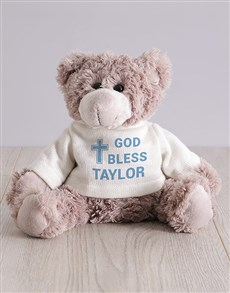 gifts: Personalised Holy Cross Jersey Teddy!