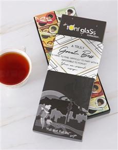 gifts: Personalised Great Boss Toni Tea Set!