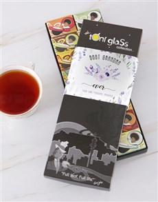 gifts: Personalised Best Grandma Toni Tea Set!