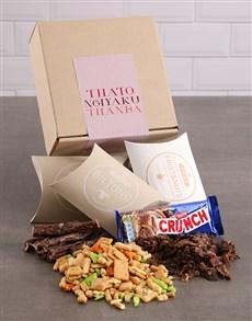 gifts: Personalised Love Language Gourmet Box!