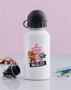 gifts: Personalised Skye Pup Water Bottle!