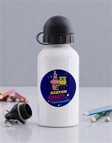 gifts: Personalised SquarePants Water Bottle!